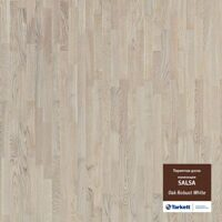 Паркетная доска Tarkett SALSA Oak Robust White
